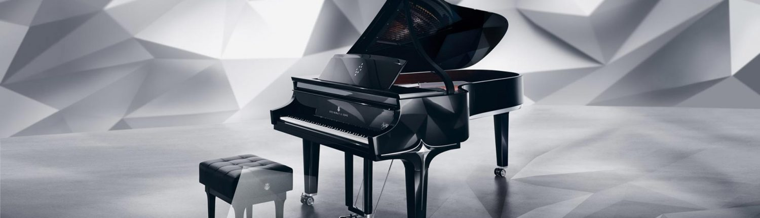 Steinway Sonderedition Black Diamond