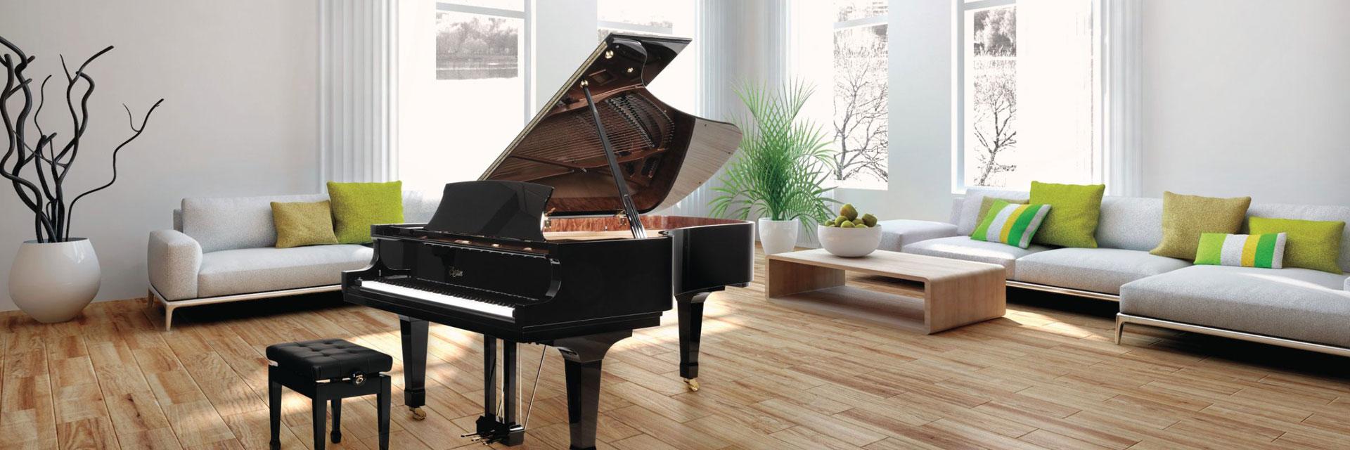 Flügel kaufen bei Piano Gäbler in Dresden