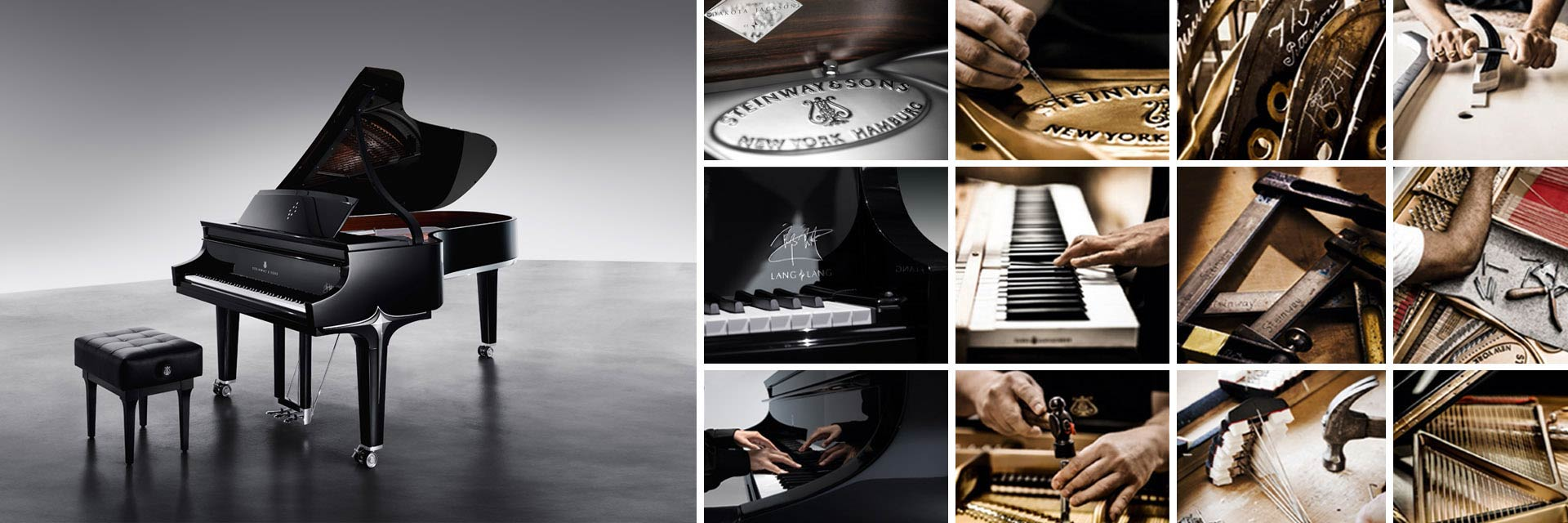 Steinway & Sons Sonderedition Black Diamond