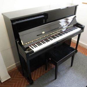 Klavier 122 der Hausmarke von Gottfried Gäbler